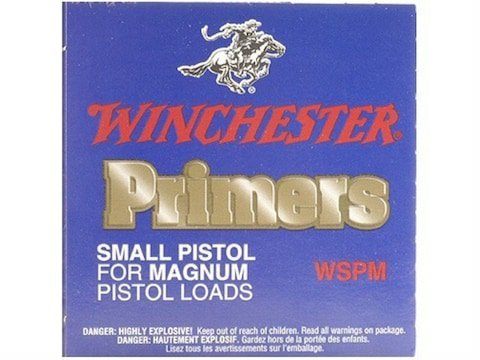 small rifle magnum primers